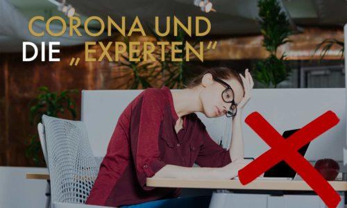 Corona und die Experten